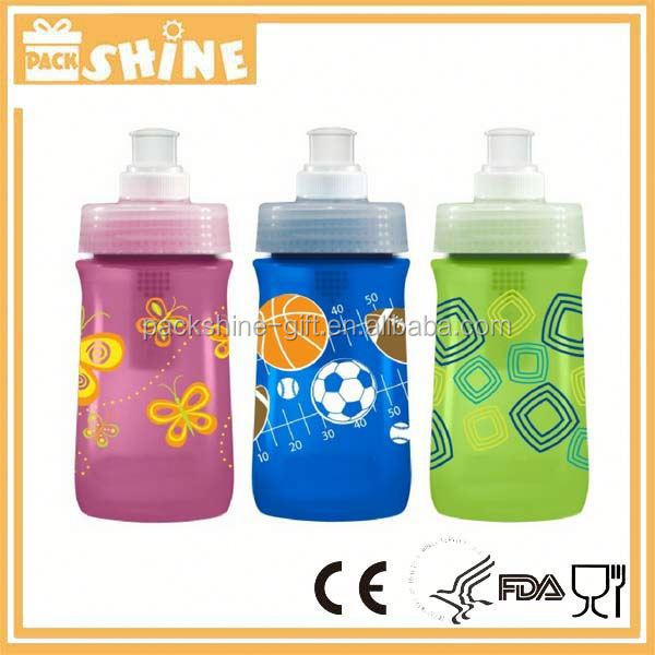 Unbreakable Medical Grade Silicone Water Bottle For Kids 100% BPA Free Brand New