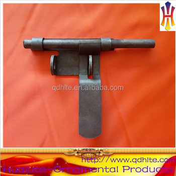 High Quality Low Price Heavy Duty Wrought Iron Door Lock Bolt Gate Bolt  Wholesale