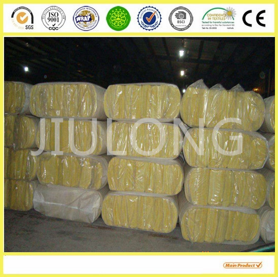 Fiberglass Insulation batts/glass wool felt thermal insulation