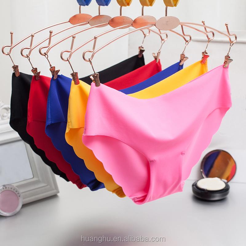 De las mejores ventas sin medio cintura clásico bragas de encaje suave y las mujeres ropa interior bragas/WWNP007