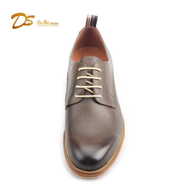 manufacturer leather shoe China shoes casual Men by FxazgYY
