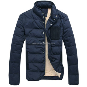 Men's garments- classic padding winter jackets cheap wholesale china clothing
