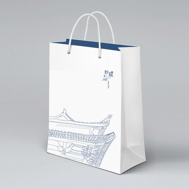 Pretty Promotion talking gift bag