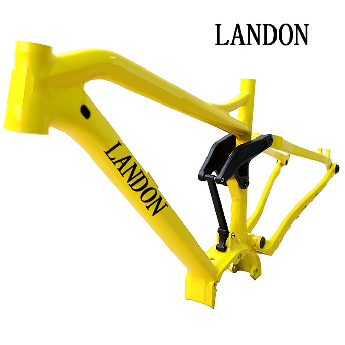 Aluminum alloy mtb bike frame accept customize design electric bicycle frame