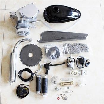Bike Engine Kit 80cc 2-stroke Gas Engine Motor Kit For Build Motorized  Bicycle - Buy Bike Engine Kit,80cc Gas Motorized Bicycle Engine Kit,Bicycle
