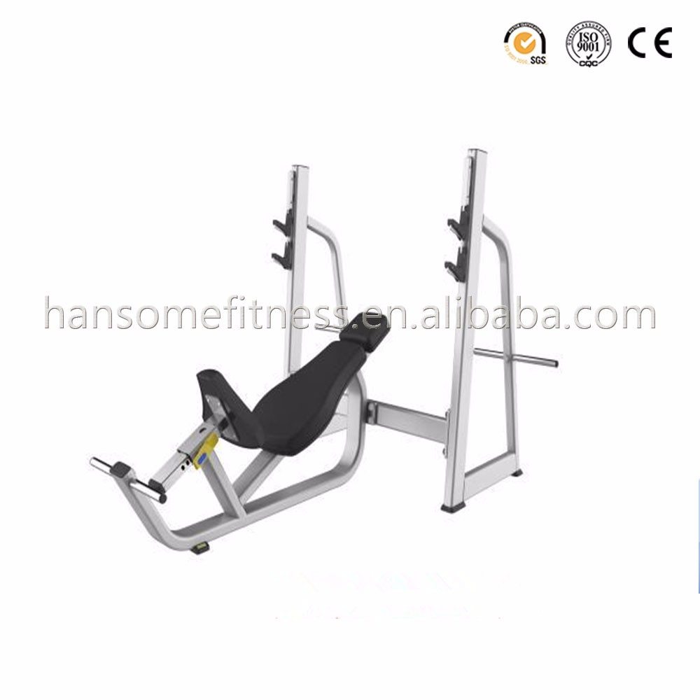 Power Lifting Bench Press Sports Equipment Barbell Incline Bench Press Buy Incline Bench
