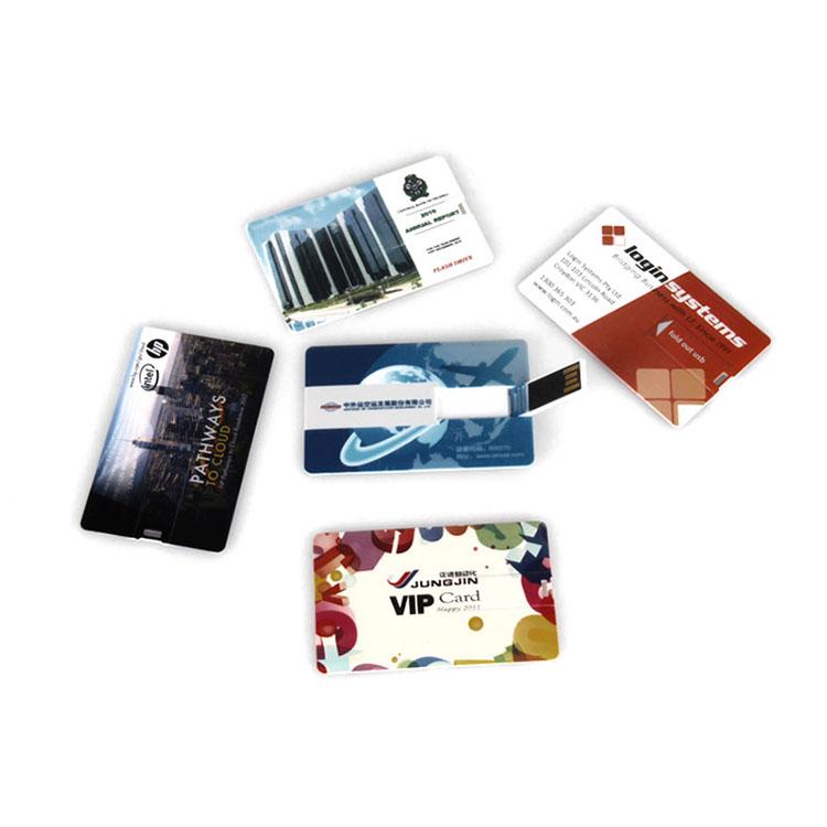 Biglietto da visita personalizzato pen drive USB usb scheda di memoria flash 16GB carta di credito usb flash drive campione gratuito