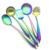 NGAI Hot Sale Colorful Cooking Tool Set Stainless Steel Cooking Utensils For Kitchen