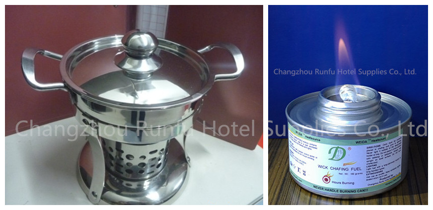 good quality of chafing dish fuel, wick fuel