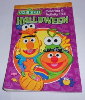 Wholesale Coloring Books/coloring Book Paper/magic Coloring Book ...