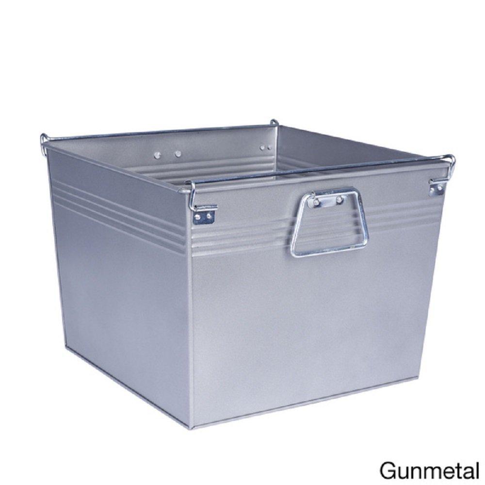 Buy Storage Bins Portable Home Office Desk Box Hanging File