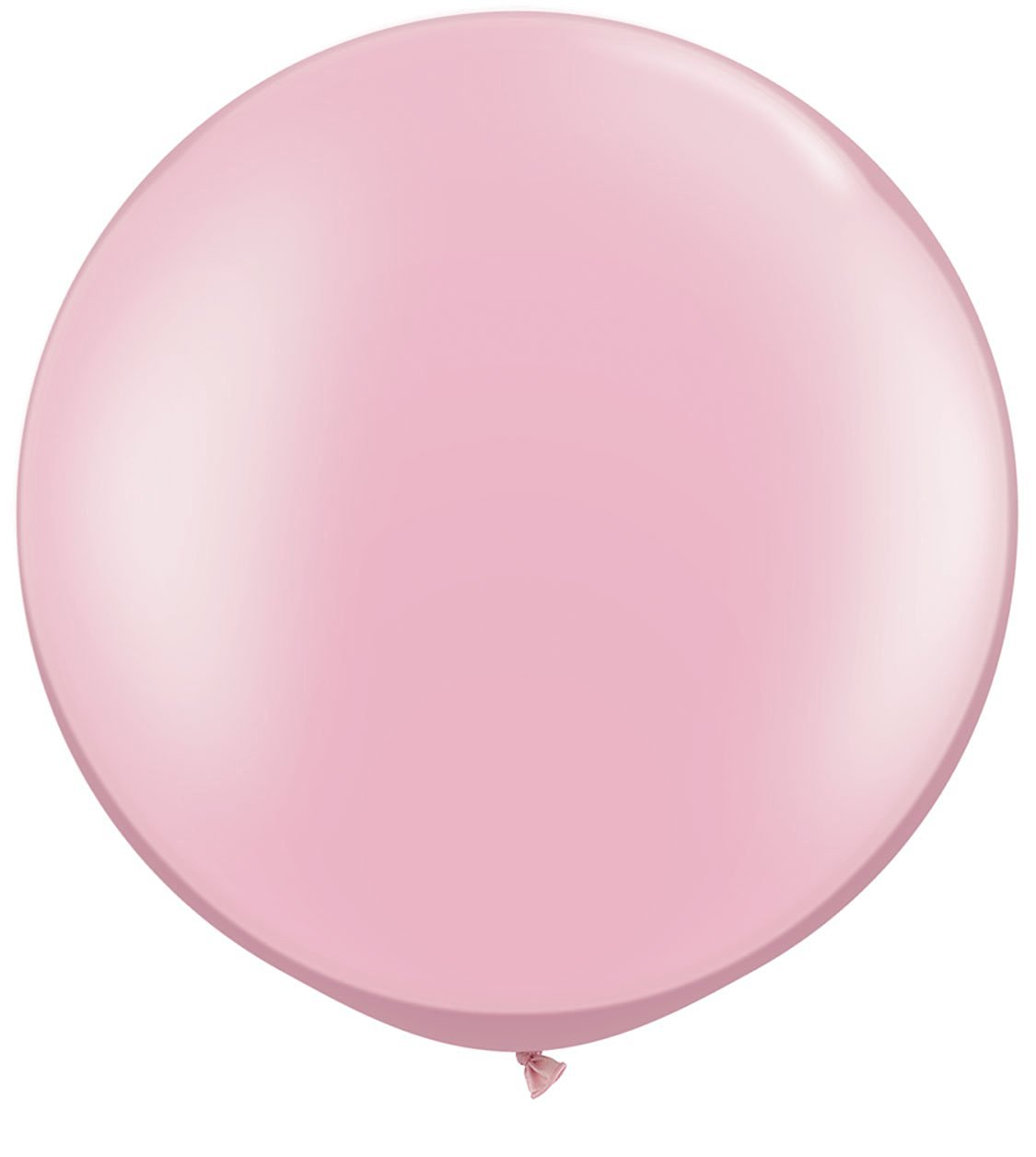 "Pearl Light Pink 30"" Giant Qualatex Latex Balloons x 2"