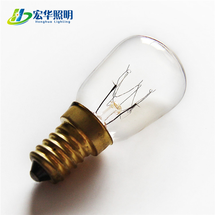 ST26 Bright 5W Light Filament E12 E14 Fridge Incandescent Bulb