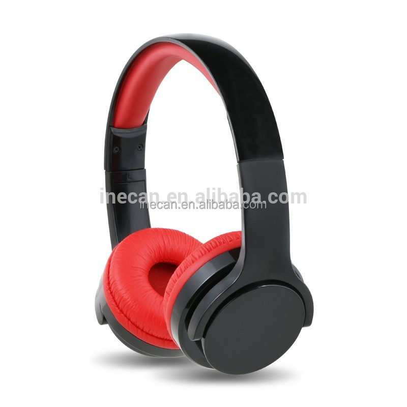 Rubber oil finishing made in china bluetooth headset for travel