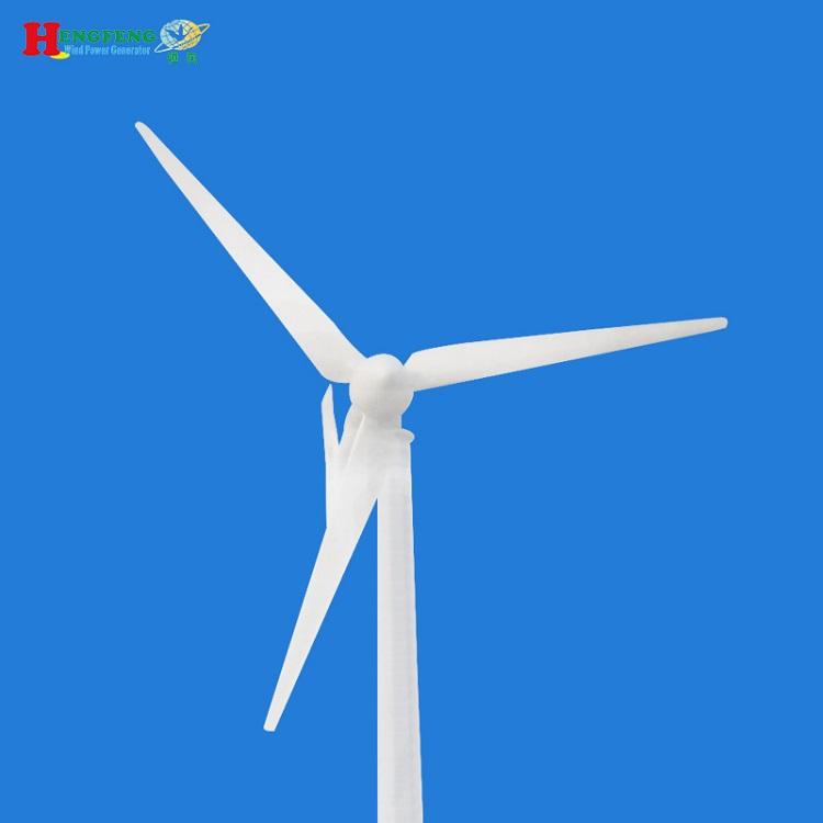 1000W hybrid solar wind power generator
