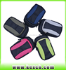 Running Arm Band Bag Pouch For iPhone 7 6S 5S Zipper Multi-Layer Sport GYM Cover