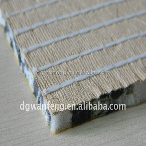 Wanfeng underlay for carpet anti slip foam moisture barrier flooring underlayment