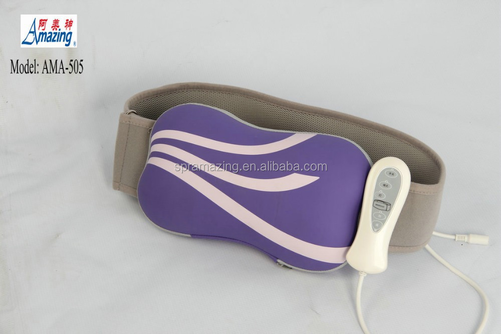 Abdomen slimming machine massager electric weight loss belt AMA-505