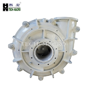 Centrifugal slurry concrete pumps KA KH Series high head ash slurry pump