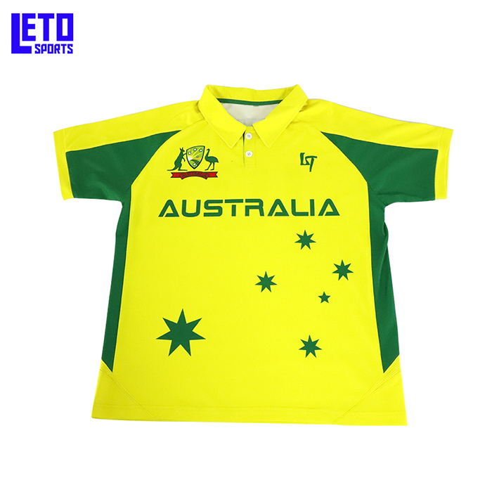 Design Picture Hong Kong Jersey Best Cricket Jersey