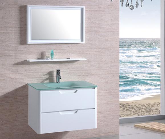Allan Roth Damaged Bathroom Vanity For Sale