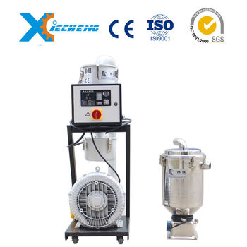 XCAL-5HP stainless steel hopper) plastic granules auto loader ...