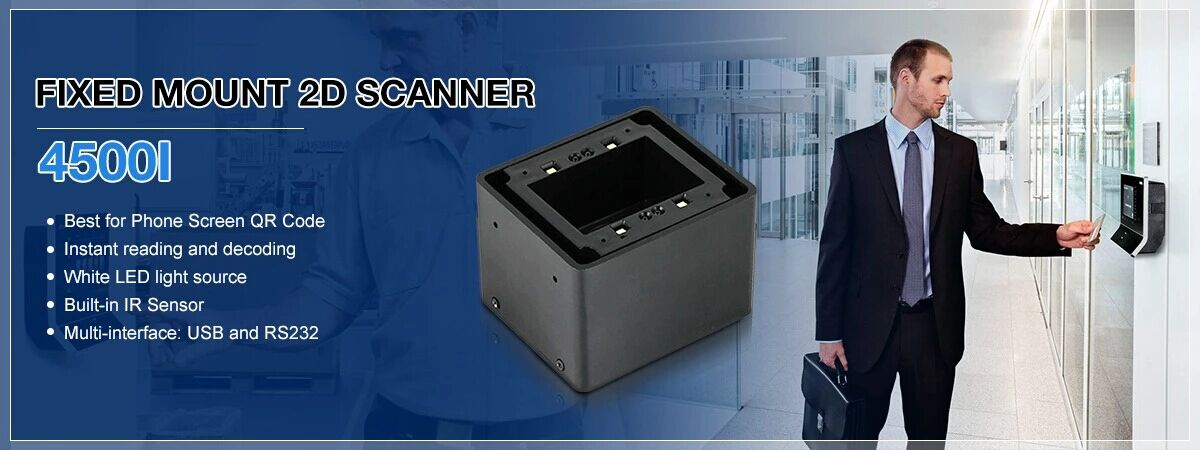 New Design 2017 Rakinda LV4500 Mobile Phone 2D Barcode Scanner Module