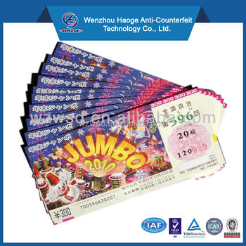 lottery ticket printing cheap lottery scratch card scratch off lottery ticket