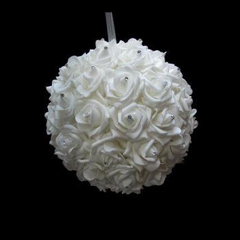 Centros de mesa para boda con flores artificiales buy for Centros de mesa artificiales