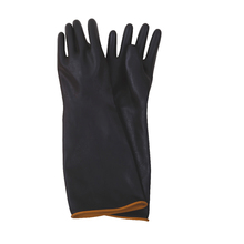 High Quality Heavy Duty Industrial CE EN420 Long Latex Examination Gloves