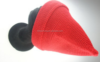 Custom wholesale professional cute kids baby knitted hat cap