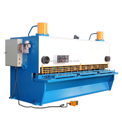 hydraulic cnc guillotine shearing machine,metal processing machinery,sheet metal working machinery