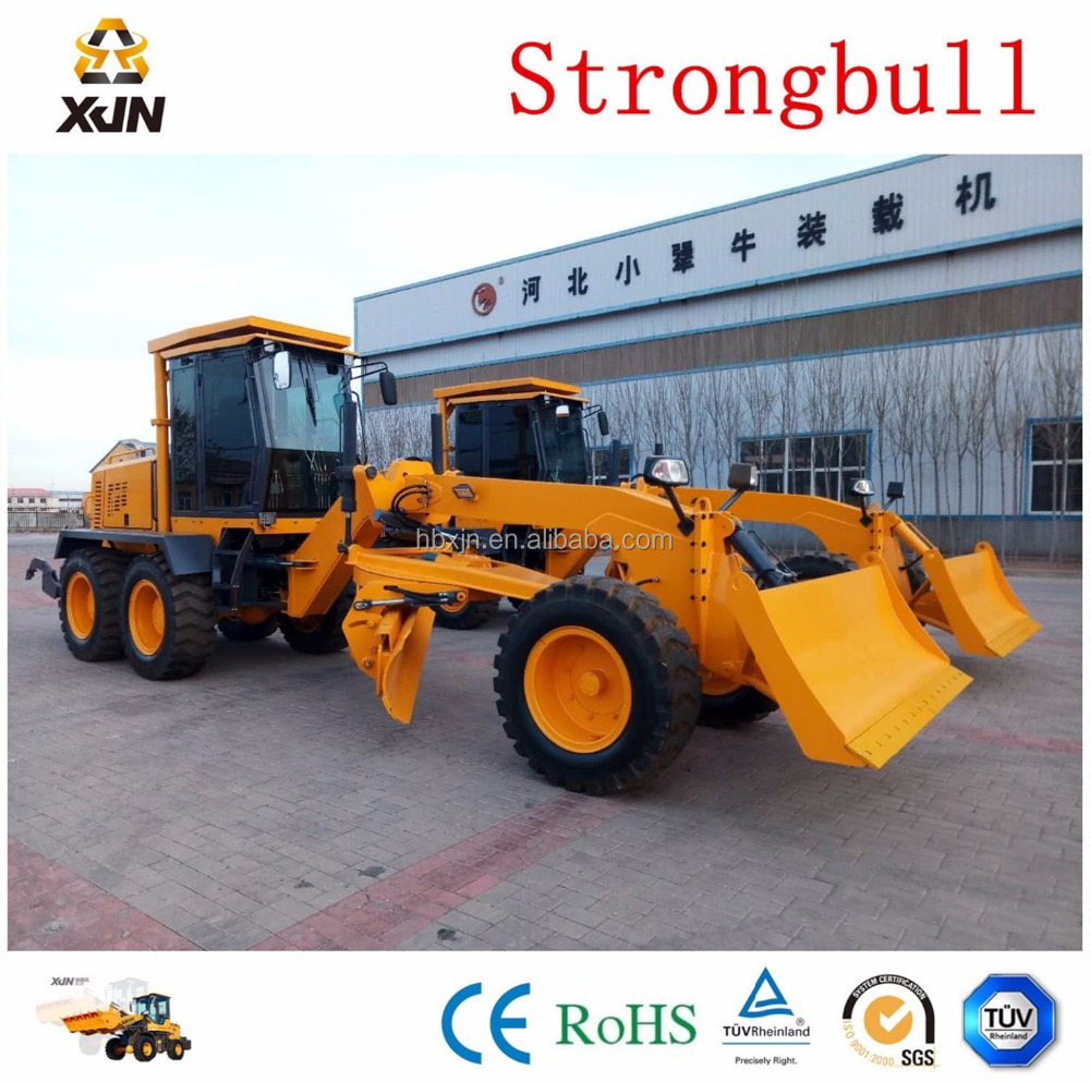 Gr135 Grader Blade Small Motor Grader For Sale Mini Grader - Buy Small Mini  Motor Grader For Sale,Land Leveling Machine,Road Bed Equipment Product on