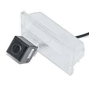 eSATAH FOR Land Rover Range Rover Sport 2005~2012 Car Rear View Camera & HD CCD Night Vision Waterproof and Shockproof Reversing Backup Camera