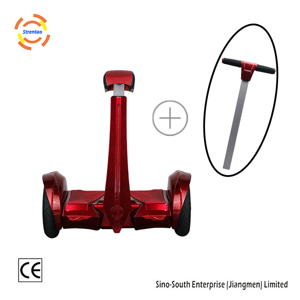 2016 the New Design MI's 2 wheel electric scooter with handle and free cushion