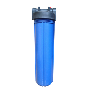"Best choice 10"" 20 inch big blue PVC water filter cartridge housing"
