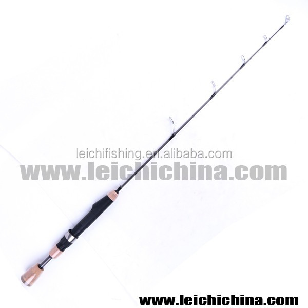 Wholesale carbon material ice fishing rod