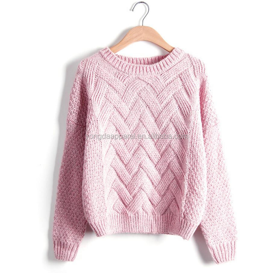 Heavy Chunky Cable Knit Sweater, Heavy Chunky Cable Knit Sweater ...