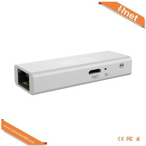 Industrial Price 3G Mini Usb Openwrt Wifi Router with RJ45 Port without Power Bank