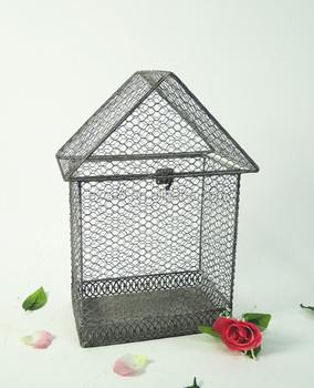 French Garden Chicken Wire Bird Cage Buy Chicken Wire