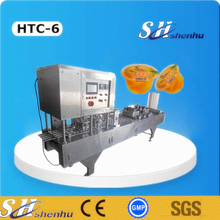shanghai factory direct sale automatic plastic cup filling sealing machinery for jelly/cream/paste/coffee/milk/yogurt