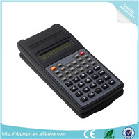 PN Eco Material High Quality 417 Function Scientific Calculator Middle School Students Use