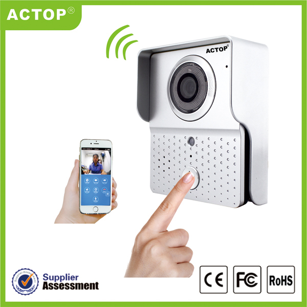 Shenzhen ACTOP new arrival high quality door bell voip