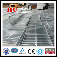 Close End Galvanized Banded Steel Grating (china Factory)