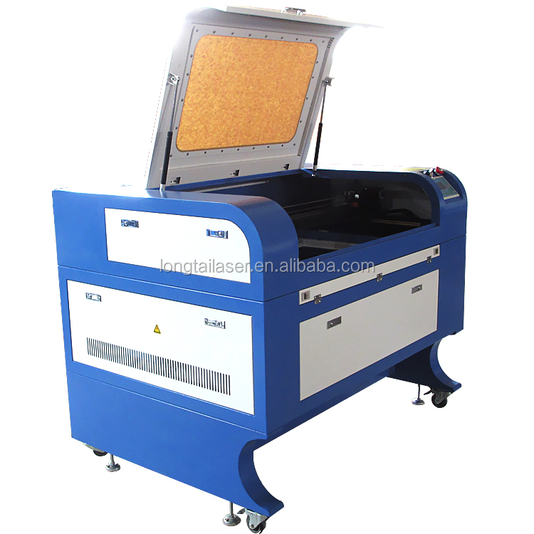 Small business machines manufacturers co2 laser cutting machine for sale