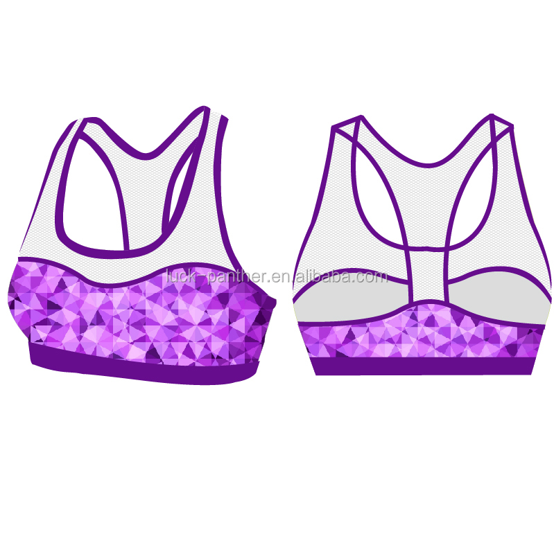 (Factory OEM/ODM) Aerial yoga bra,Zumba Hot sale women plain tank top yoga sports bra supplier in china