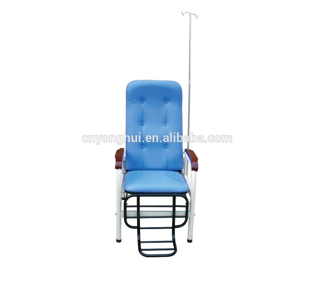 Ventas calientes de la f brica hospital m dico infusi n for Sillas para hospital