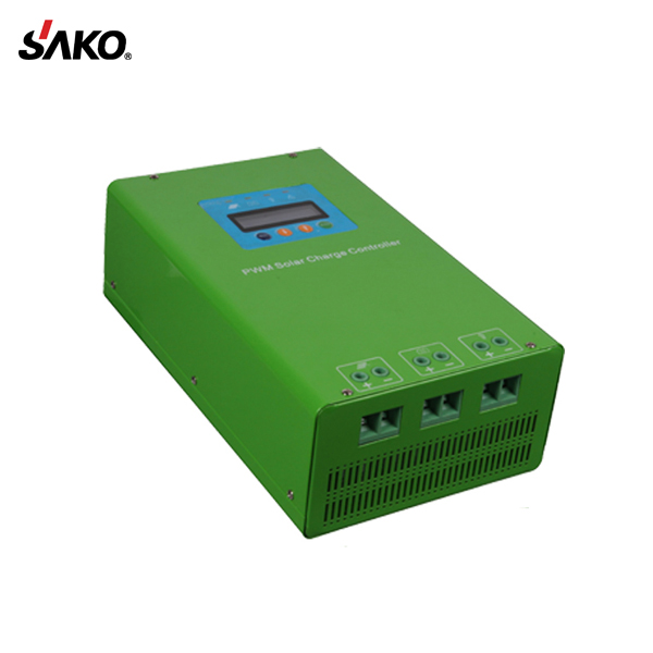 Solar Battery Reverse Connect Protection 48V 80A Solar Controller Charger