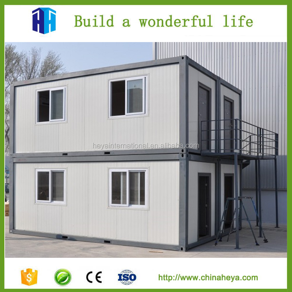 Mobile workstation metal frame container homes mobile laboratory