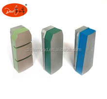 Diamond Metal Bond Abrasive Fickert Grinding Tools